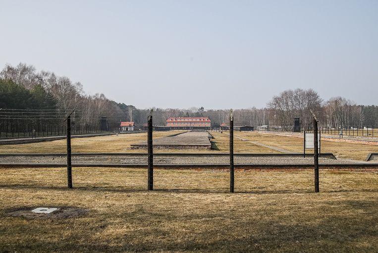 Er werden ruim 65.000 mensen vermoord in concentratiekamp Stutthof. Beeld NurPhoto via Getty Images