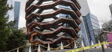 Futuristische trappentoren in New York sluit mogelijk definitief deuren na zoveelste zelfmoord
