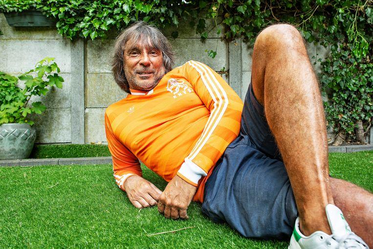 Marcel Peeper wil nog graag jonge voetballers leren hoe ze mentaal met hun sport moeten omgaan.  Beeld