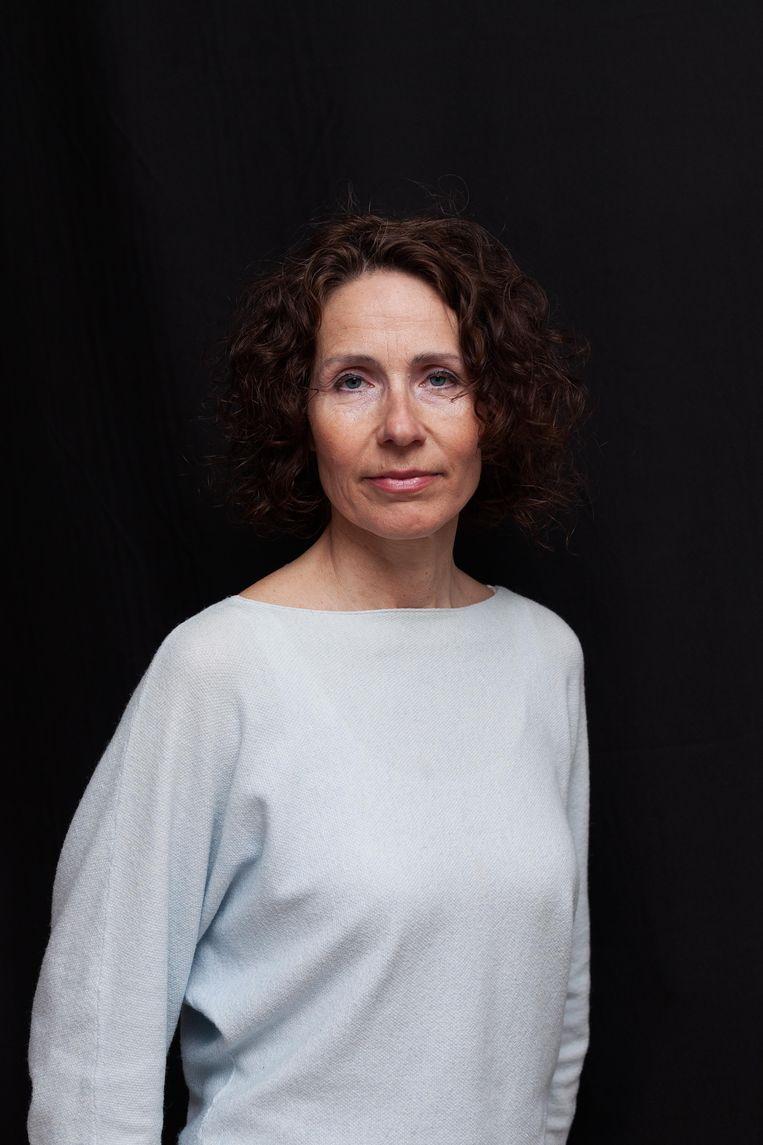 Andrea Janssen (50), communicatieadviseur. Beeld Nina Schollaardt