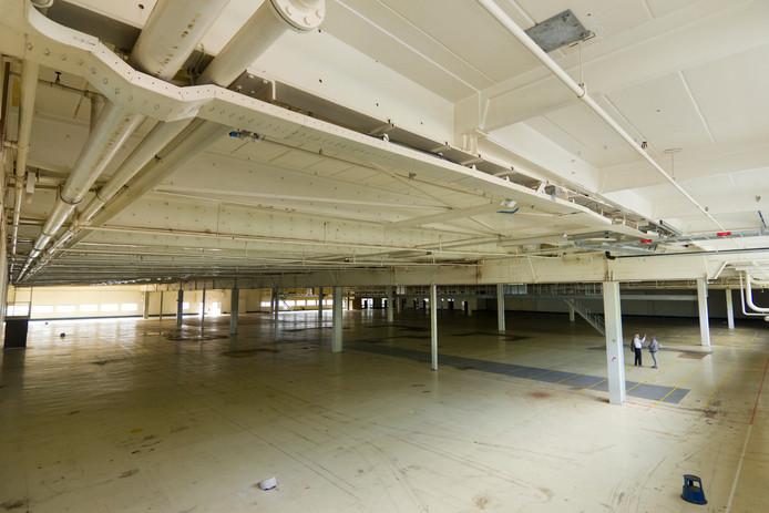 De monumentale fabriekshal van de voormalige sigarettenfabriek BAT in Zevenaar wordt verbouwd tot cultuurtempel. Archieffoto: Bart Harmsen