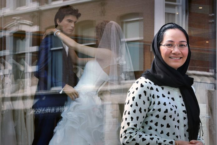 Shirin Musa is op bijzondere wijze aan een gedwongen huwelijk ontsnapt
