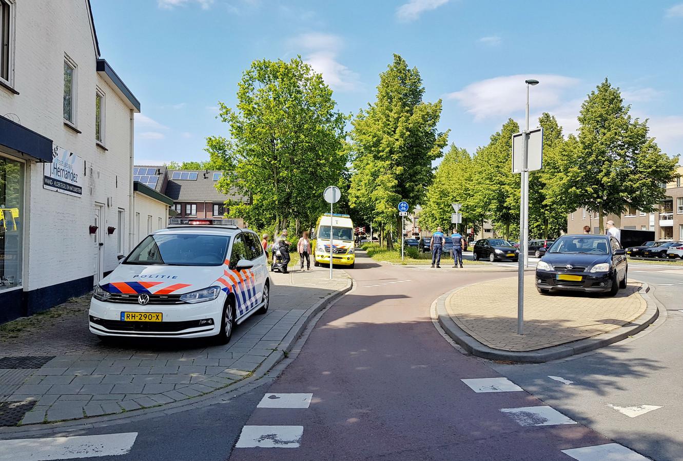 Ongeluk Oisterwijk