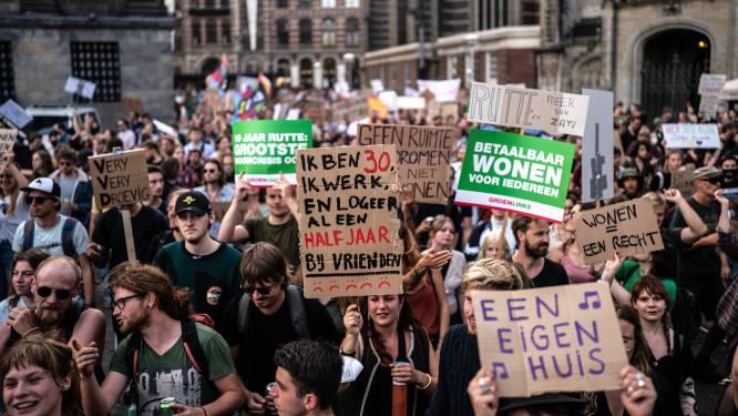 Woonprotest komt in oktober naar Arnhem: 'Wonen hoort een basisrecht te zijn'