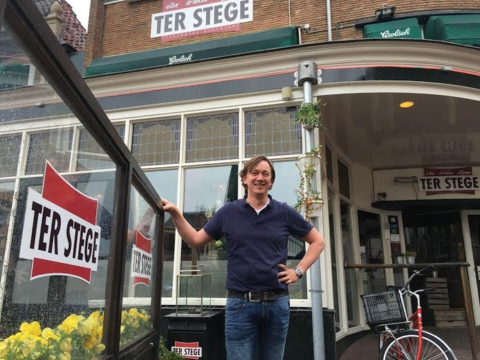 Maurice Nevels stopt per 1 september met hotel Ter Stege in Oldenzaal.