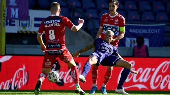 """KVK-coach Luka Elsner schudt aan de boom en... raapt gouden punten in Anderlecht: """"Niet altijd mooi, maar wel heel efficiënt"""""""