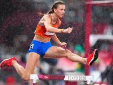 Chaotische Femke Bol vindt in simpel Hema-boekje rust voor olympische finale