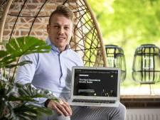 Ondernemer Joost Lansink uit Agelo wil bedrijven helpen groeien