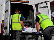 Automobilist rijdt in op voetgangers in Spaanse Zaragoza