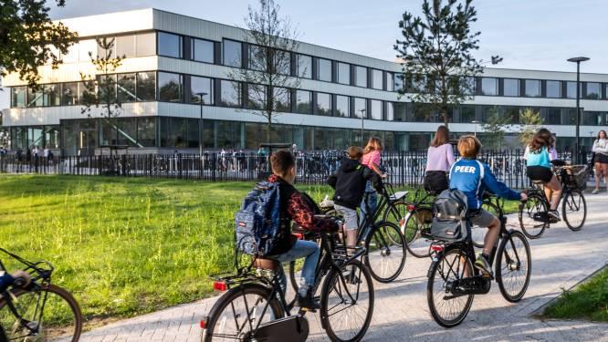 De nieuwe 'Knip' van het slot: leerlingen kijken hun ogen uit in het gebouw op De Braak in Helmond