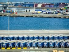 """Opnieuw transmigranten uit container gered in Zeebrugge na noodoproep: """"Ernstige financiële gevolgen voor de haven"""""""