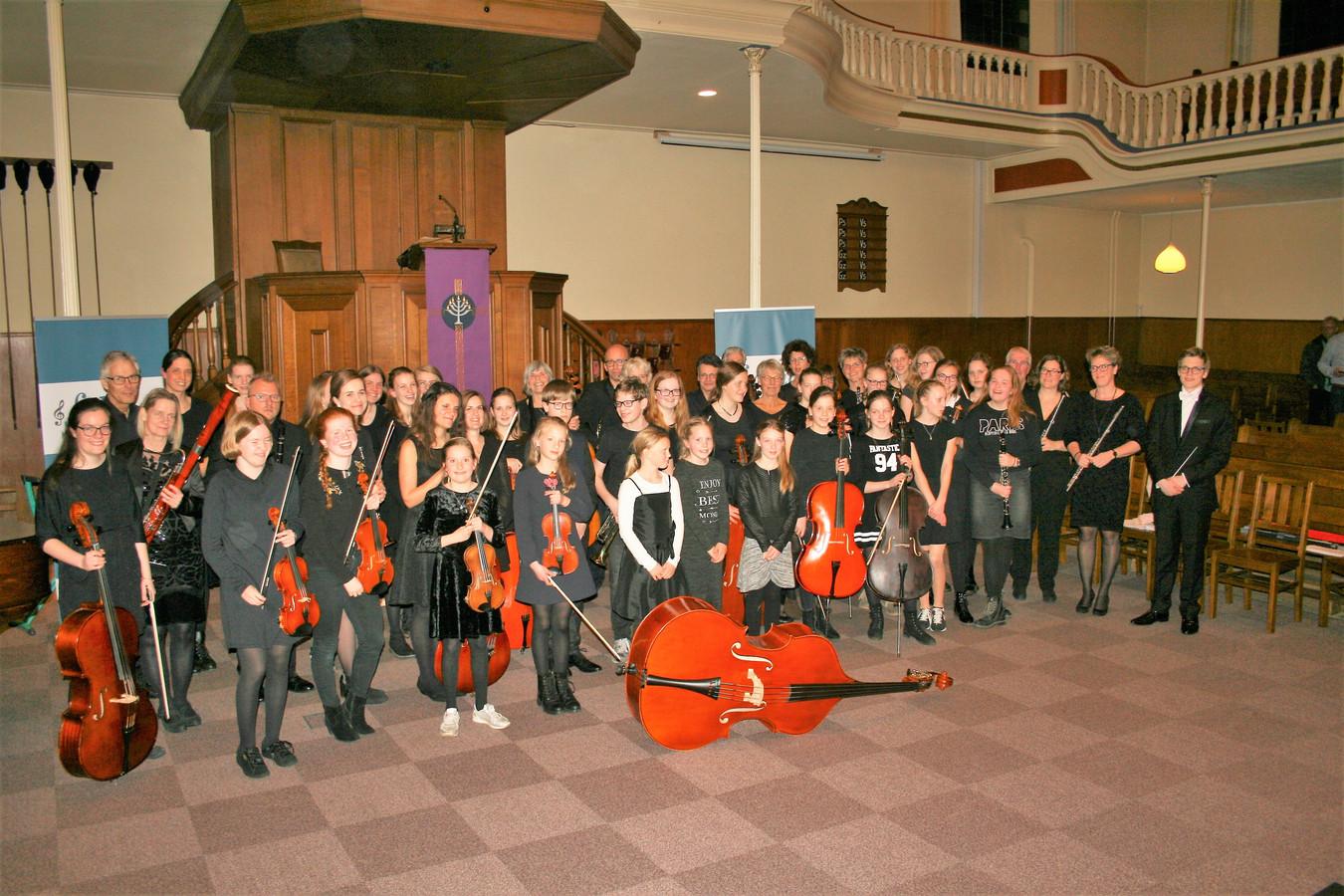 Symfonieorkest Fidelio wordt onderdeel van Quintus.