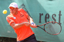 Alban Meuffels gaat in Tunesië op jacht naar punten voor de wereldranglijst.