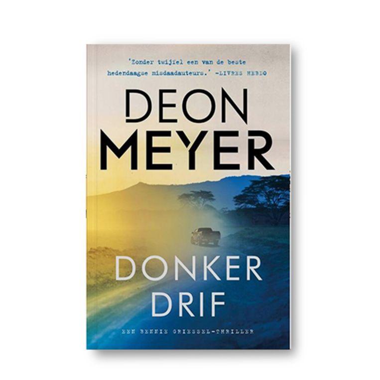 Donkerdrif - Deon Meyer Beeld Uitgeverij A.W. Bruna Uitgevers