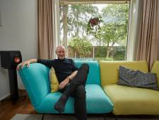 Amsterdammer Jan (62) woont opperbest in Oost-Nederland: 'Ik waan me in sprookjesland'