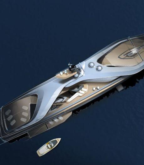 Oceanco lanceert Kairos: het eerste 'superjacht van de toekomst'
