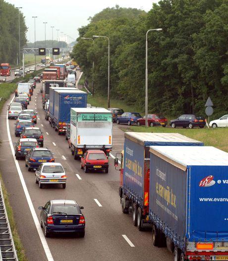 File-explosie op snelwegen: thuiswerken verleden tijd?