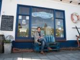 Sabine Schmalstieg werd verliefd op de Zeeuwse scheepssfeer en werkt nu op het mooist plekje van Bru