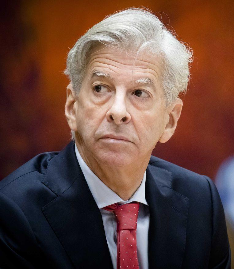 Nederlands minister van Binnenlandse Zaken, Ronald Plasterk.