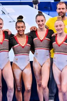 La Belgique termine 8e de sa première finale par équipes en gymnastique, la Russie titrée