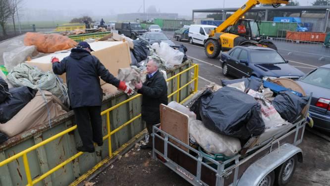 Winterregeling recyclagepark vanaf 3 november