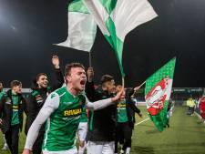 De Nooijer en Bliek genieten van succes met FC Dordrecht