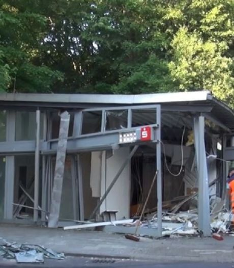 Fors meer plofkraken in Duitsland: vaker explosieven, twee derde van alle verdachten uit Nederland