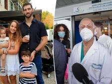 Le petit Eitan, seul survivant de l'accident de téléphérique en Italie, n'est plus en danger de mort
