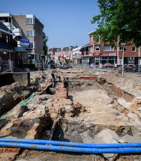 Archeologisch onderzoek wijst uit: 'Oldenzaal was imposante vestingstad'