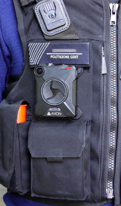 De Gentse politie zet sinds een paar jaar bodycams in tijdens onder meer de Gentse Feesten, en is daar tevreden over.