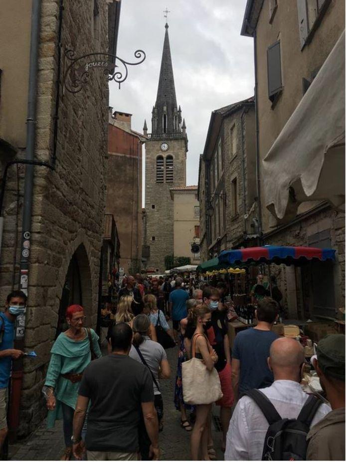 Zuid-Ardèche zit vol karaktervolle, geklasseerde dorpjes