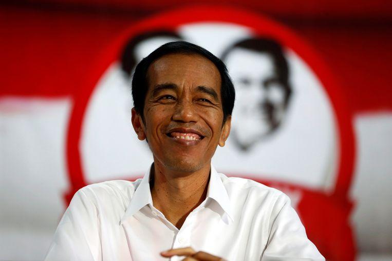 Indonesisch president Joko Widodo. Beeld REUTERS