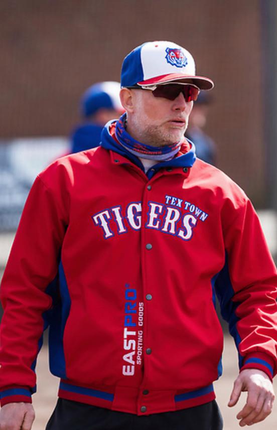TTT-coach Rob Hassink.