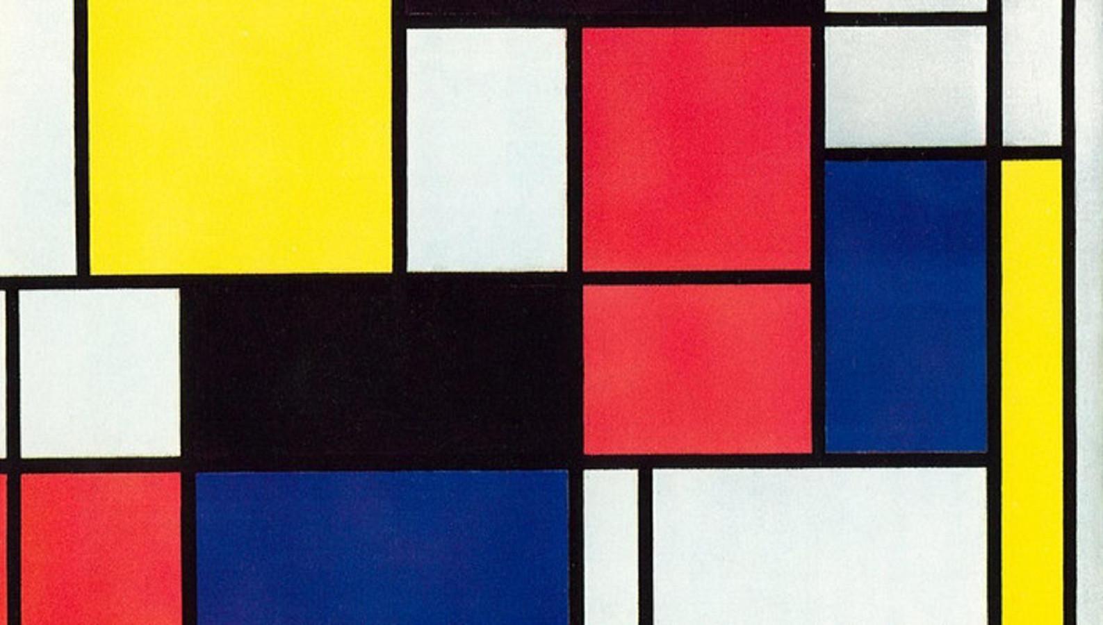 Onbekende foto's opgedoken van Piet Mondriaan | Foto | AD.nl