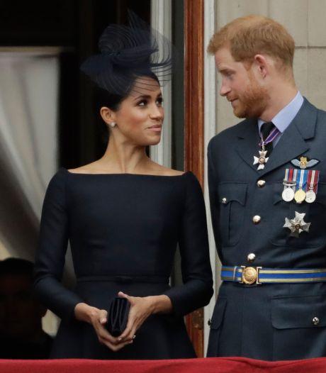 Le prénom de la fille de Meghan et Harry au cœur de la polémique: la Reine a-t-elle été prévenue?
