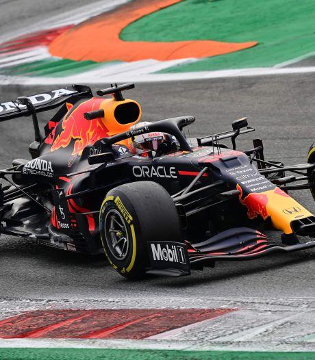 Hamilton op tragere band beduidend sneller dan Verstappen in drukke eerste training