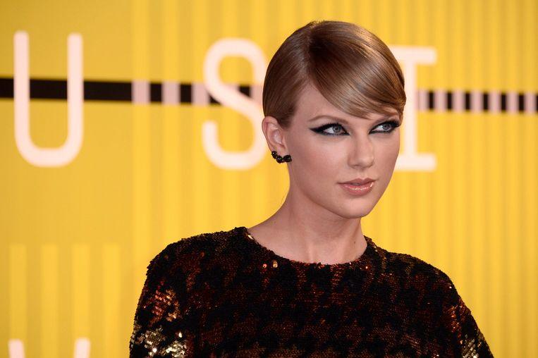 Bekende sterren als Taylor Swift, alsook onder meer Emma Watson en Scarlett Johansson, duiken tegenwoordig op in valse pornofilmpjes.  Beeld EPA