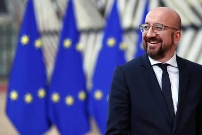 """Charles Michel convaincu que """"le budget européen peut progresser"""""""