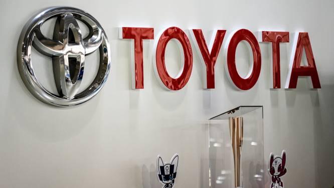 Toyota kent goede start van het boekjaar