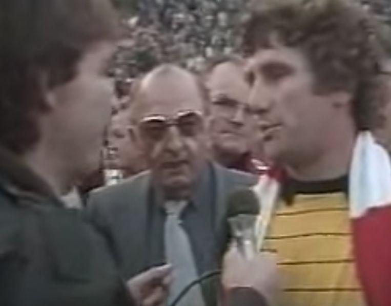 Jean-Marie Pfaff gaf in zijn beginjaren bij Bayern München een geheel eigen interpretatie aan het Duits.