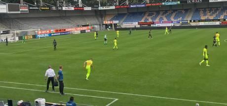 RKC Waalwijk scoort in het geniep wel makkelijk, Sow maakt rentree in doelpuntrijk duel