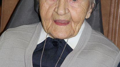 Rachel Neyt (108) volgt overleden zuster Rosa op als oudste inwoner van West-Vlaanderen