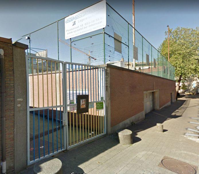 Lagere school Sint-Jozefscollege Aalst.