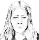 Le portrait-robot du suspect.