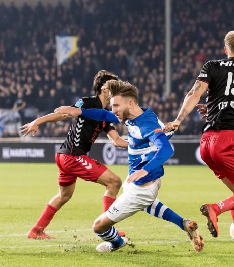 Van Egmond: Zuivere strafschop voor De Graafschap