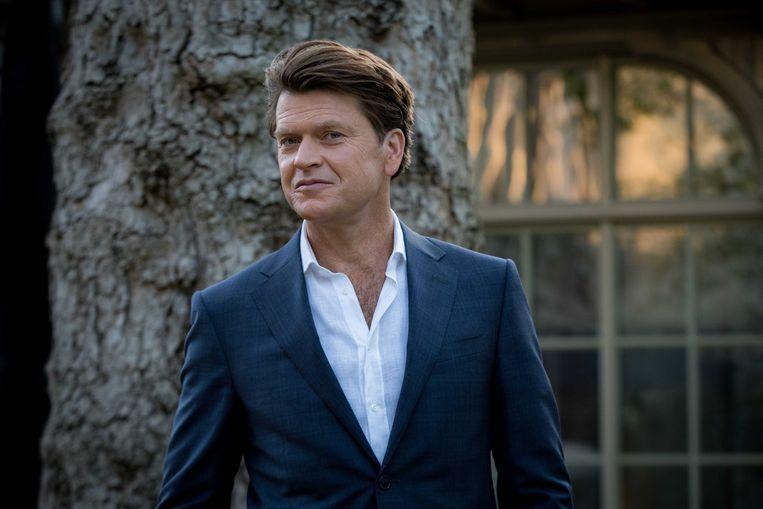 Beau van Erven Dorens heeft het stokje van Eva Jinek weer overgenomen voor de dagelijkse talkshow op RTL4. Beeld ANP