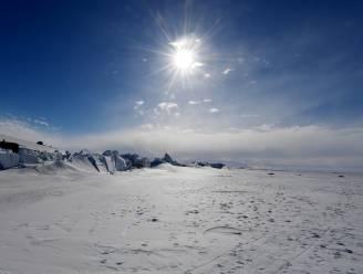 Nieuw warmterecord voor vasteland Antarctica