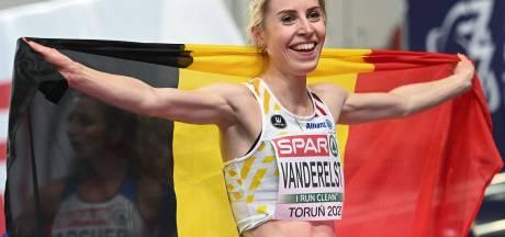 Elise Vanderelst pulvérise le record de Belgique du 1.500m et réussit le chrono olympique