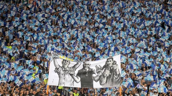 Gele Rijdersplein in Arnhem fanzone voor 1.100 Lazio-fans