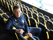 Dit is een van de jongste assistent-trainers in het profvoetbal: Jeroen Schepens (28) leeft zijn profdroom alsnog